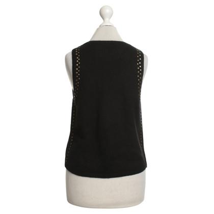 Zadig & Voltaire Cashmere knit vest