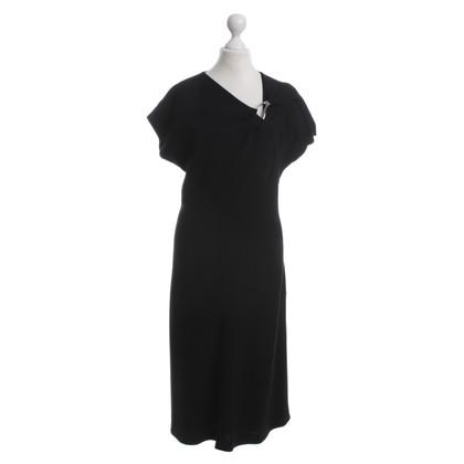 Hugo Boss Kleid mit Schmuckdetail