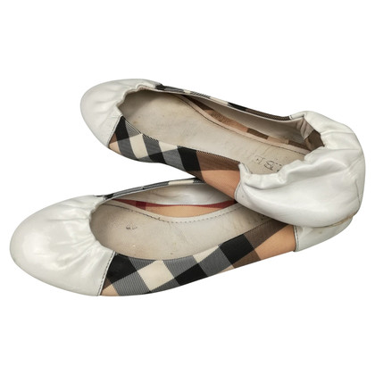 Burberry Ballerinas