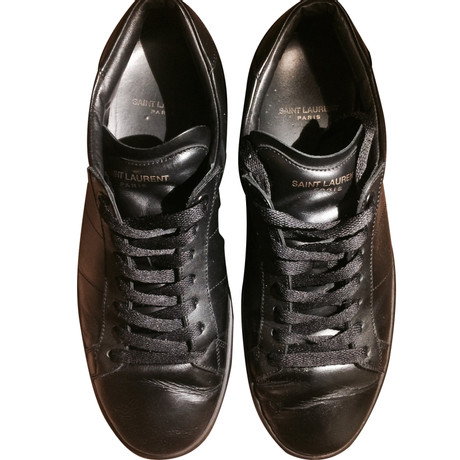 Outlet Top-Qualität Outlet Neuesten Kollektionen Yves Saint Laurent Sneakers Schwarz Rabatt Finish BrezYtH