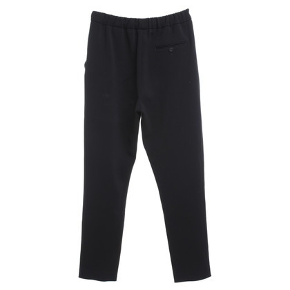 René Lezard trousers in black
