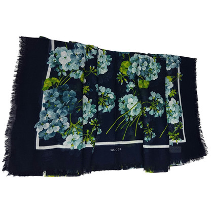 Gucci GG Blooms Tuch