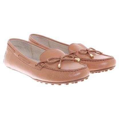 Michael Kors Camel Loafers