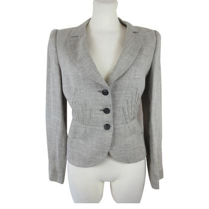 Armani Collezioni Chic linen Blazers