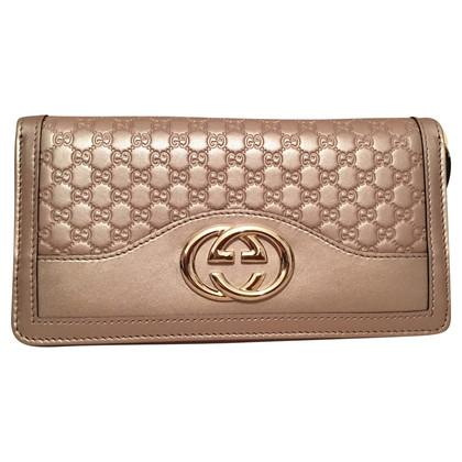 Gucci Rosa Brieftasche