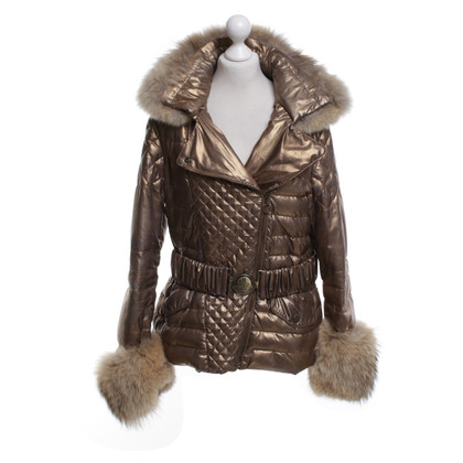 Moncler Winter jacket with fur