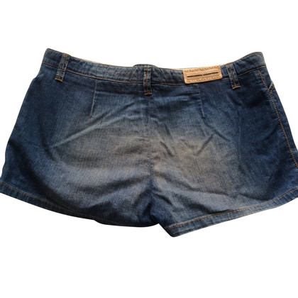 Ermanno Scervino Shorts aus Denim