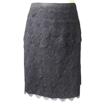 Blumarine zwarte rok