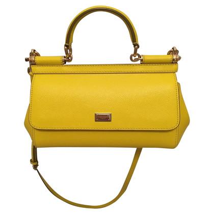 "Dolce & Gabbana ""Mini Sicilië Bag"""