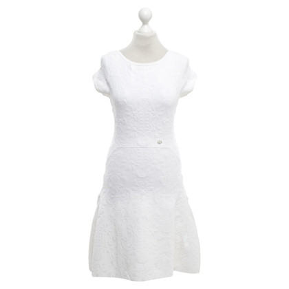 Chanel Knit dress in white