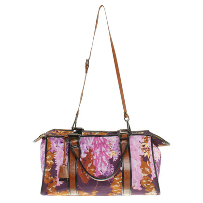 Strenesse Handbag with floral pattern