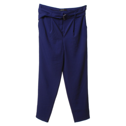Marc Cain Trousers in violet