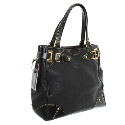 "Louis Vuitton ""Suhali Le Majestueux"" in black"
