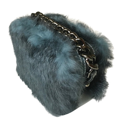 Other Designer AGL - rabbit fur handbag