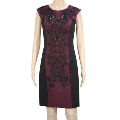 Karen Millen Potlood jurk met patroon