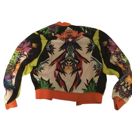 Just Cavalli Blouson in Multicolor