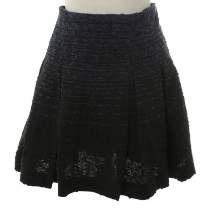 Proenza Schouler skirt with Bouclé structure