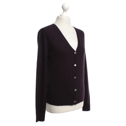 FTC Cashmere jacket in purple