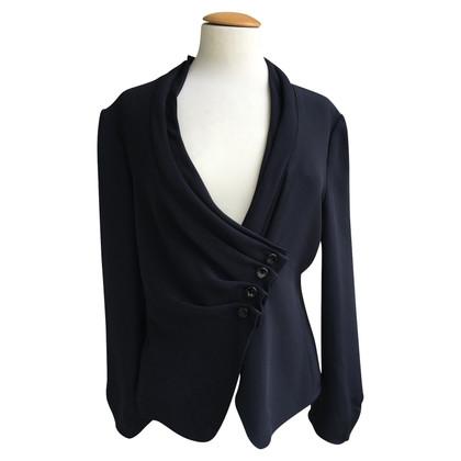 Armani Collezioni giacca elegante con contenuti di seta