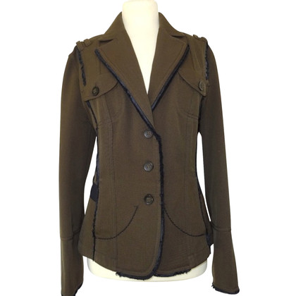 marc cain military blazer second hand marc cain military blazer gebraucht kaufen f r 75 00. Black Bedroom Furniture Sets. Home Design Ideas