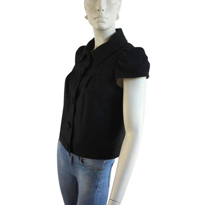 Tara Jarmon Top / jacket with short sleeves