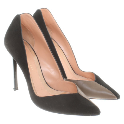 Roland Mouret pumps in tweekleurig