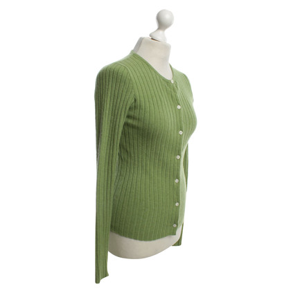 Allude Cashmere Trui in Green