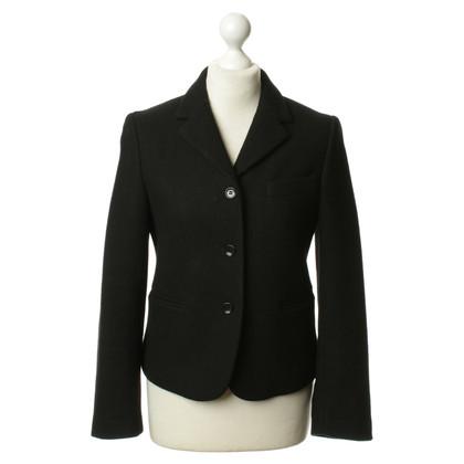 Altre marche UNIQLO - Blazer di lana nero