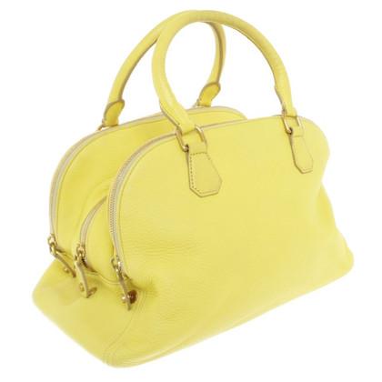 J. Crew Handbag in yellow