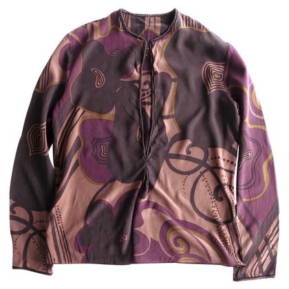 Gucci camicetta di seta
