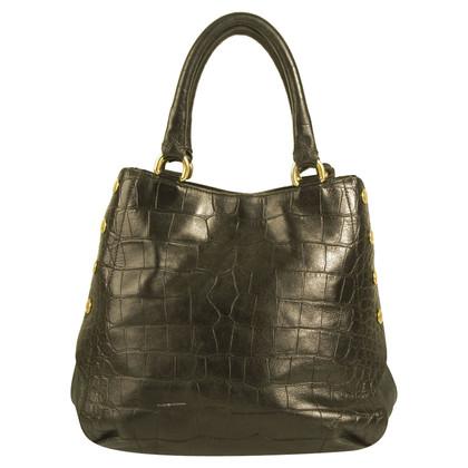 Furla Schwarze Handtasche