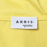Akris Shirt in yellow