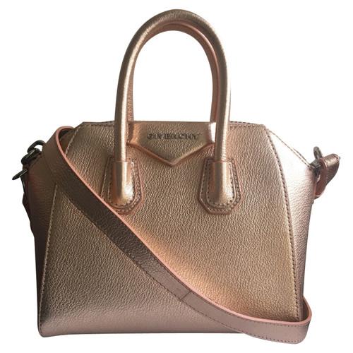 Handtasche Leder Schwarz - aus zweiter Hand Givenchy