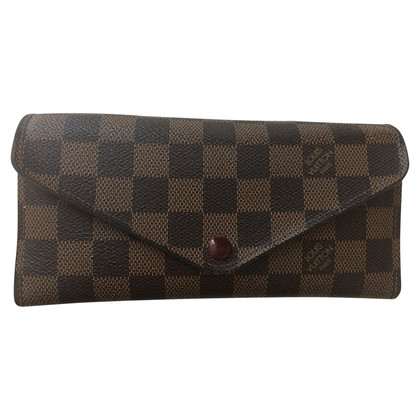 "Louis Vuitton ""Joséphine Damier Ebene Canvas"""