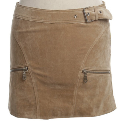 Stefanel Mini skirt in beige