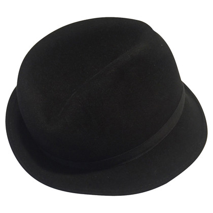 Chanel Black hat