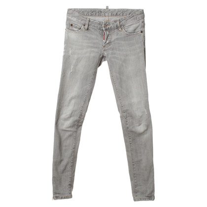 Dsquared2 Jeans in de verwoeste look