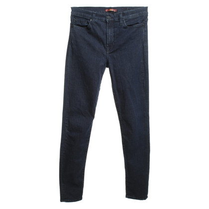 7 For All Mankind Skinny jeans in blauw