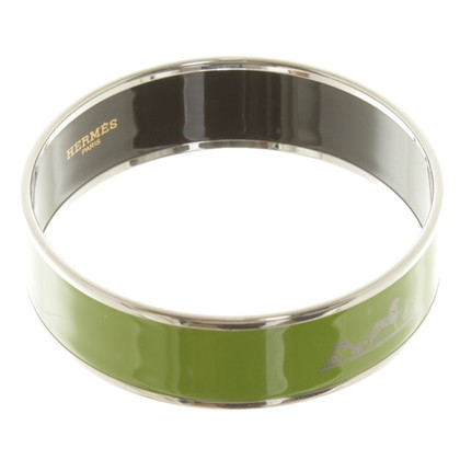 Hermès Bangle met logoprint