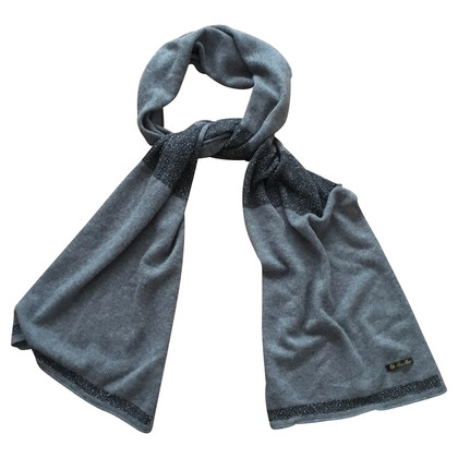Loro Piana Grijze sjaal