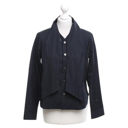 Yohji Yamamoto Y's blouse in black