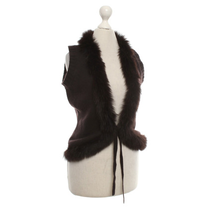 FTC Vest with fur