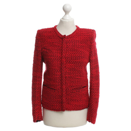Iro Strickjacke in Rot