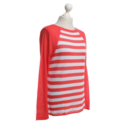 Lala Berlin Knitted sweater with stripes
