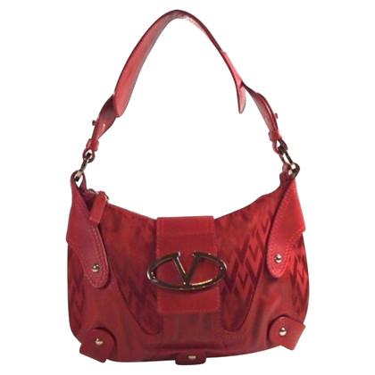 Valentino Handtasche mit Stoff