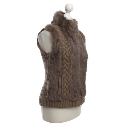 Oakwood Cardigan with fur