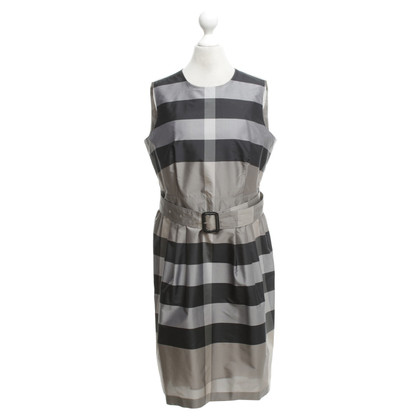 Burberry Dress with nova check pattern