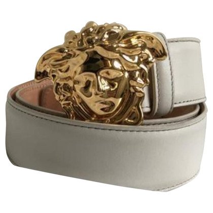 Versace Belt with gold buckle