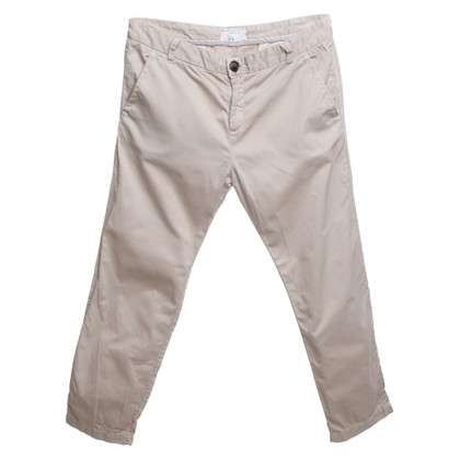 Current Elliott Pantalon beige