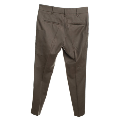 Brunello Cucinelli Broek in Khaki